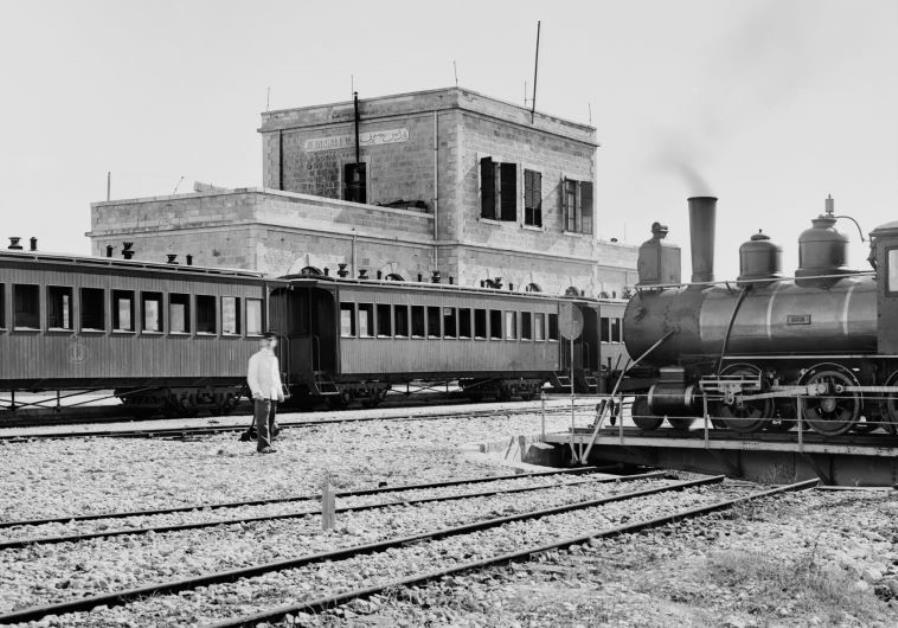 The Jaffa-Jerusalem Railway