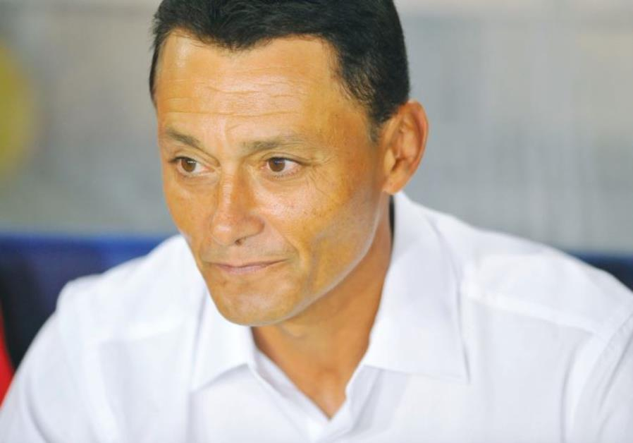 Hapoel Tel Aviv fired coach Cesar Mendiondo after just two Premier League matches