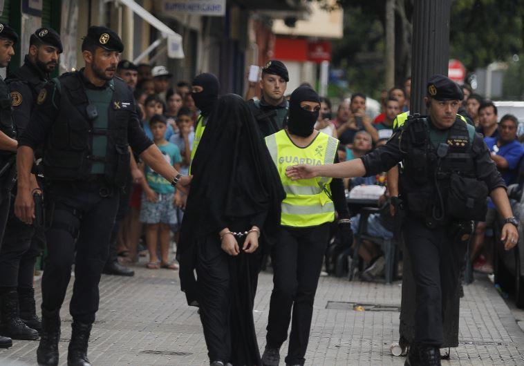 ISIS in Spain