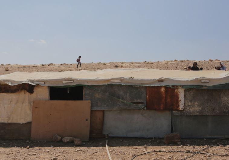 Beduin succa