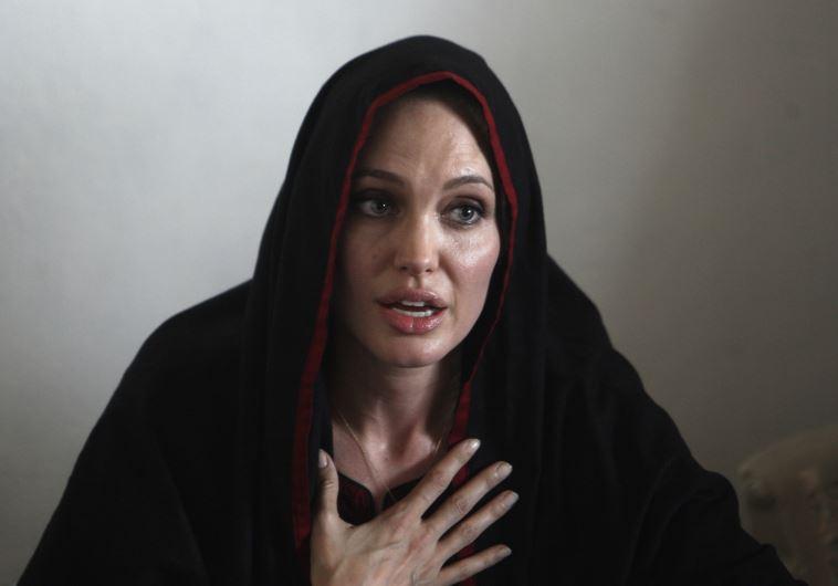 Angelina Jolie warns ISIS using rape as weapon of war on unprecedented scale
