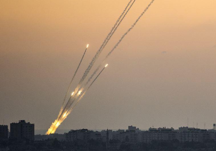 gaza rockets