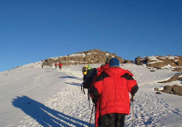 Mount Kilimanjaro hiking