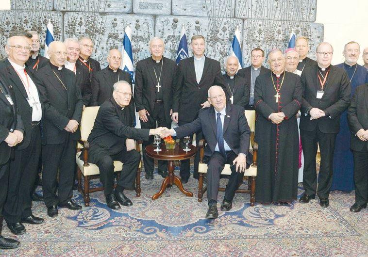 bishops jerusalem