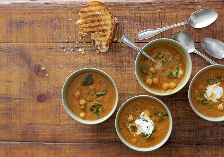 Smoked Paprika And Chickpea Soup Recipes — Dishmaps