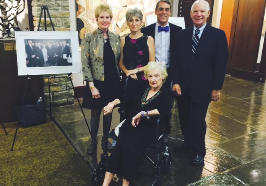 Shoshana Cardin honored