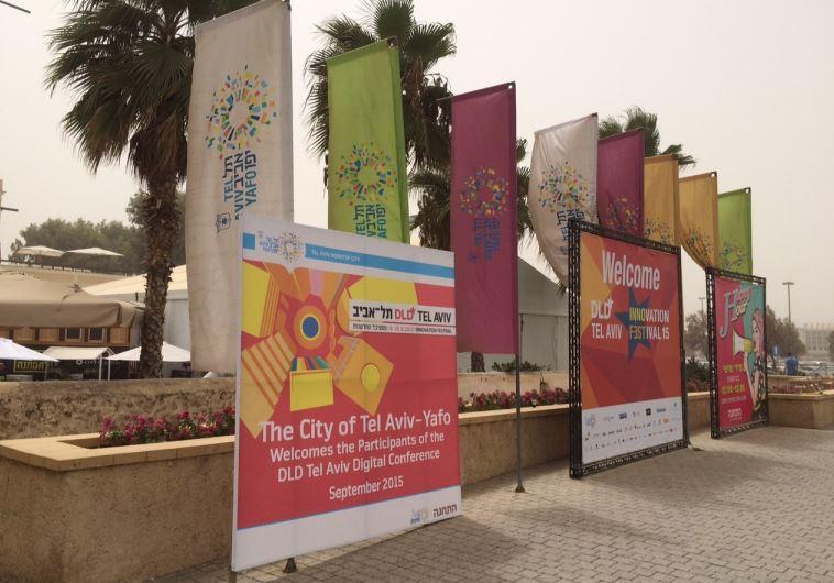 The DLD Tel Aviv Innovation Festival 2015