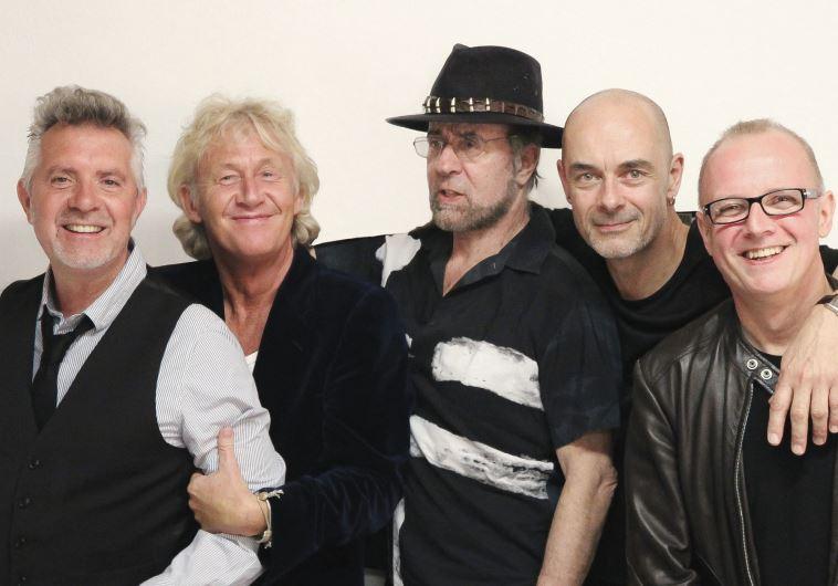 VETERAN ROCKERS Manfred Mann's Earth Band returns to Israel this week