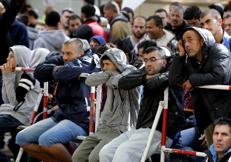 migrants berlin germany