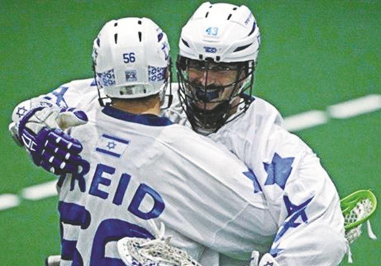 Israeli lacrosse