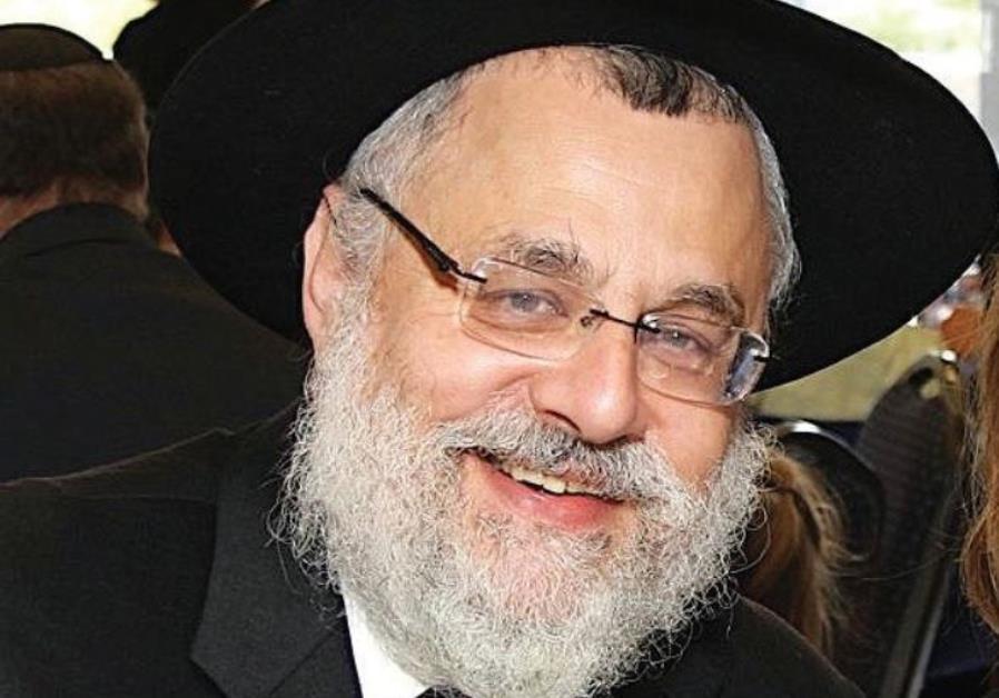 Rabbi Shmuel Kaplan