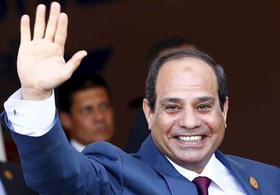 Meeting Egyptian President Sisi, the man who wants to ...