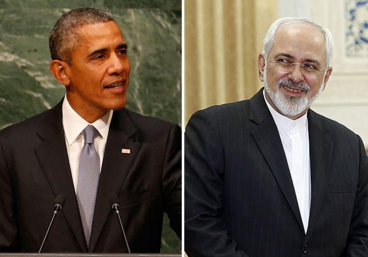 Obama and Zarif