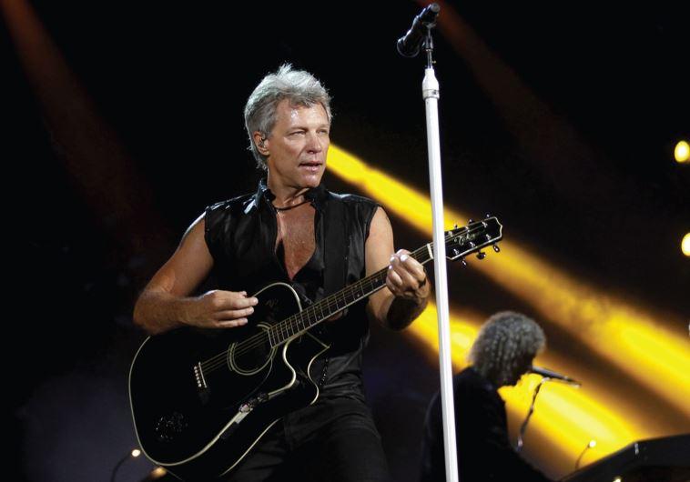 Bon Jovi Israel