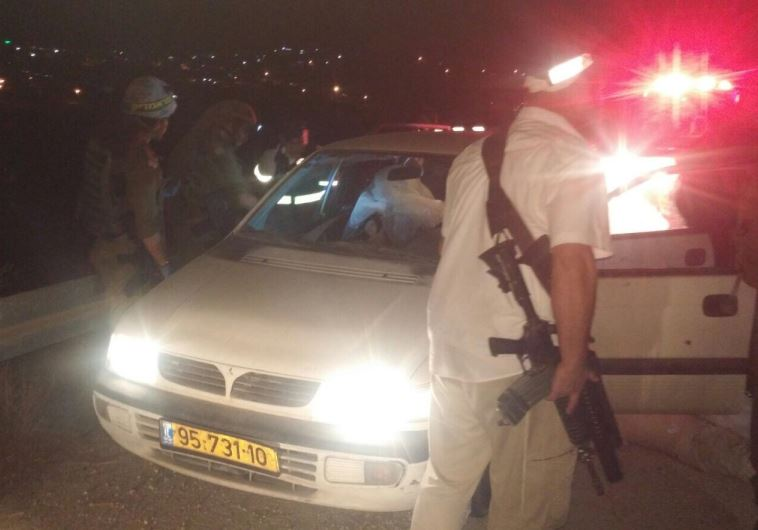 west bank shooting
