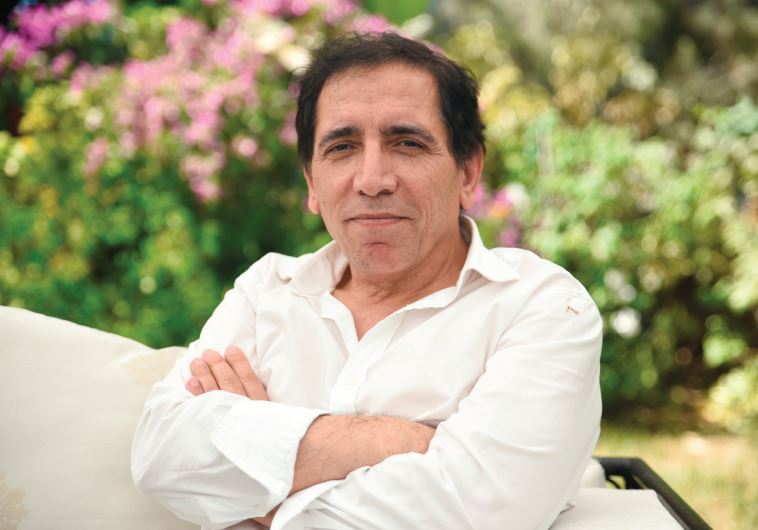 Iranian director Mohsen Makhmalbaf