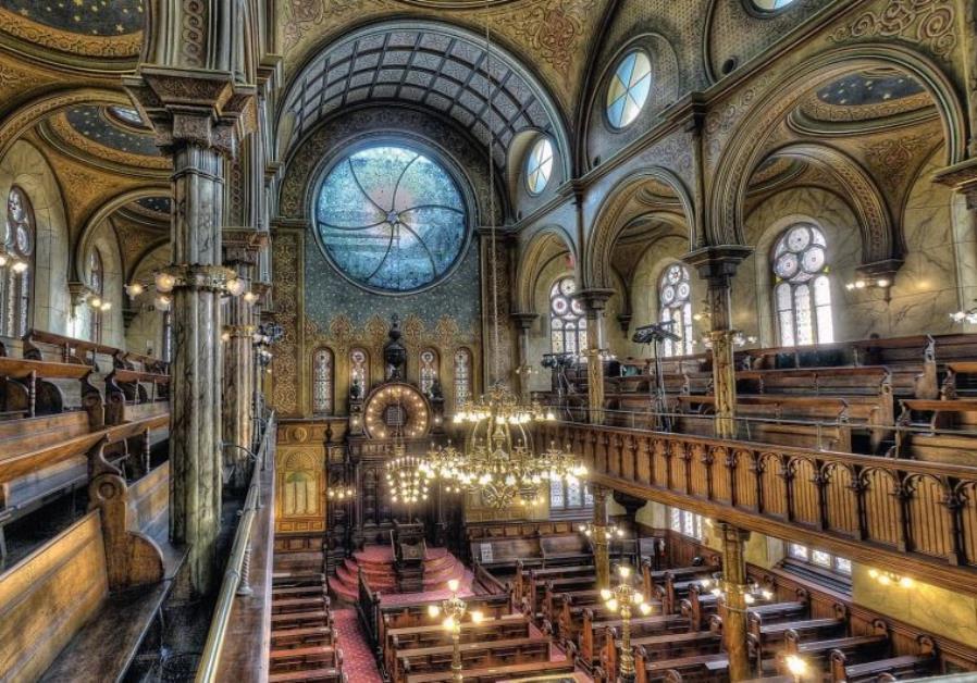 Eldridge Street Synagogue, New York