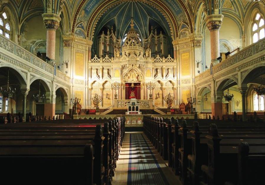 Szeged Synagogue, Hungary