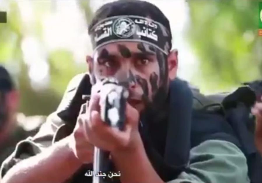 Hamas propaganda