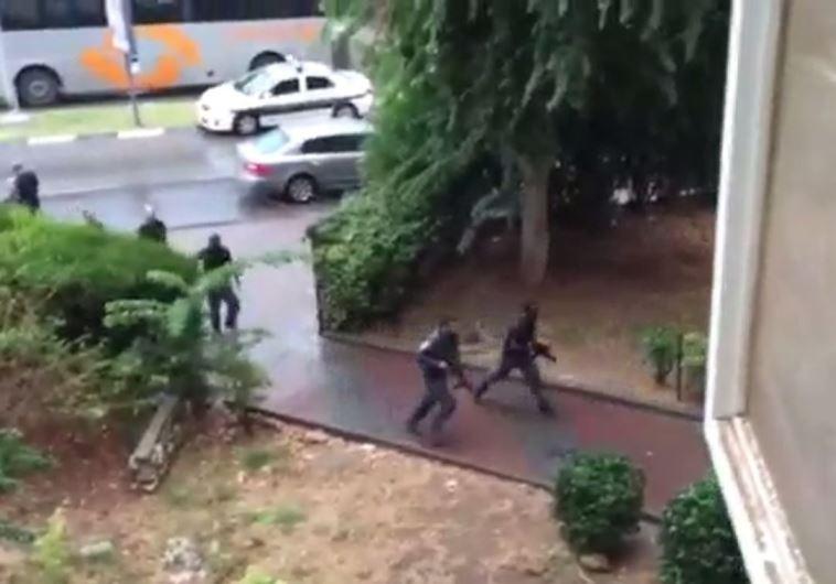 Terror attack in Israel