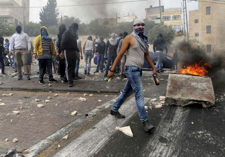 jerusalem clashes