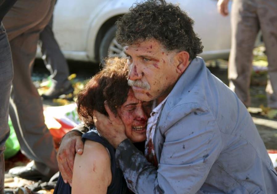 Turkey terror attack