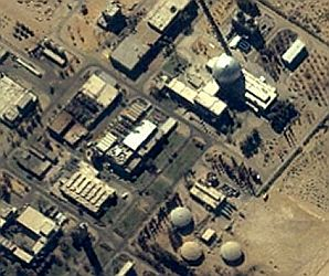 Russia confirms Soviet sorties over Dimona in '67