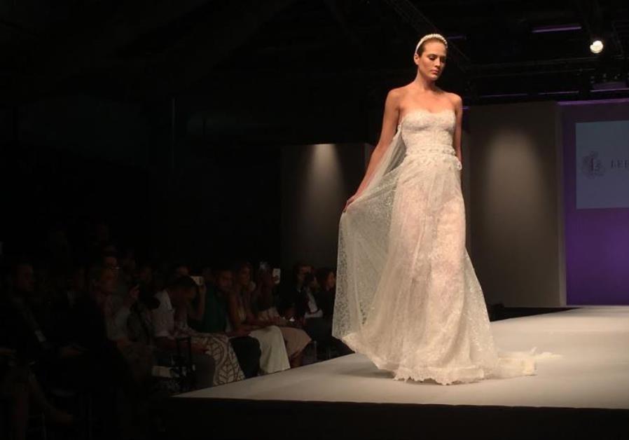 Israeli Designers Shine At Nyc Bridal Week Israel News Jerusalem
