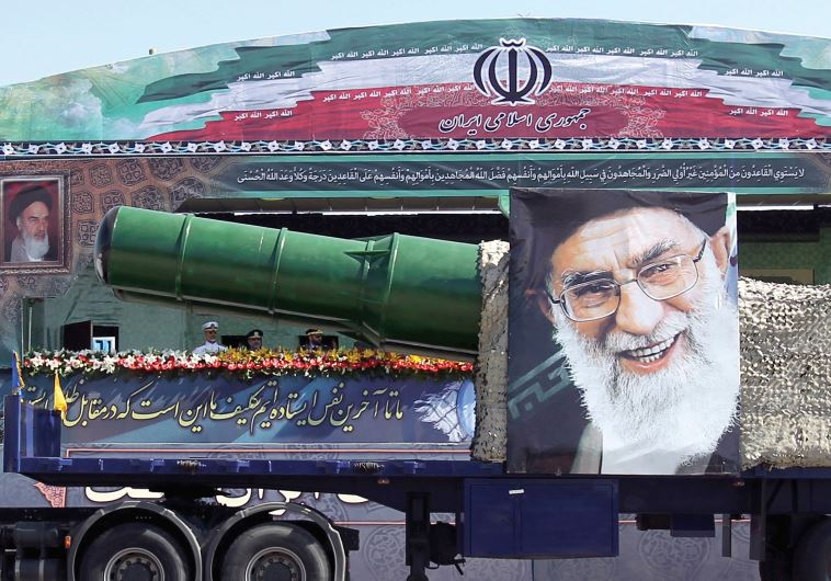 Image result for Ayatollah Ali Khamenei, photos, missiles