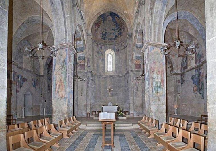 Kiryat Ye'arim Church