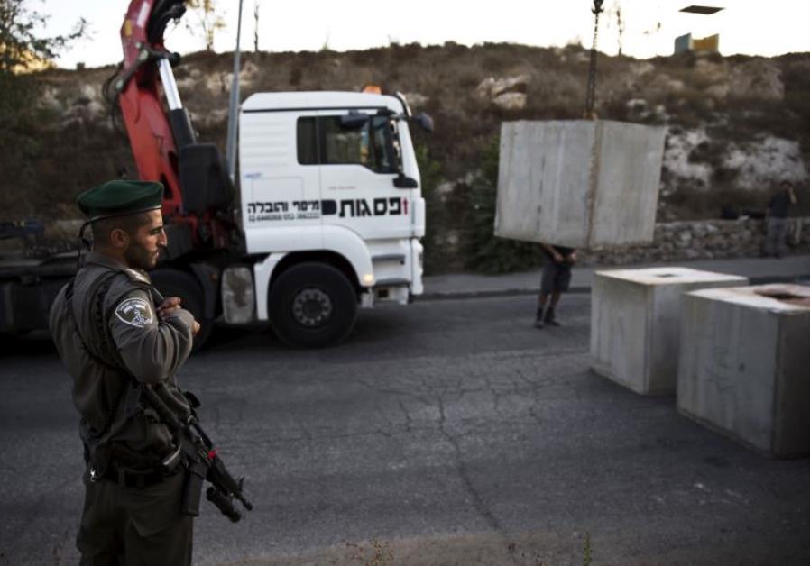 Terror Jerusalem