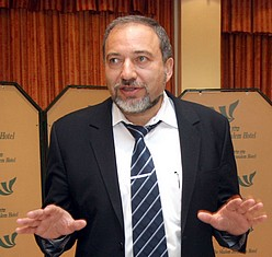 'Police have evidence of money laundering against Lieberman'
