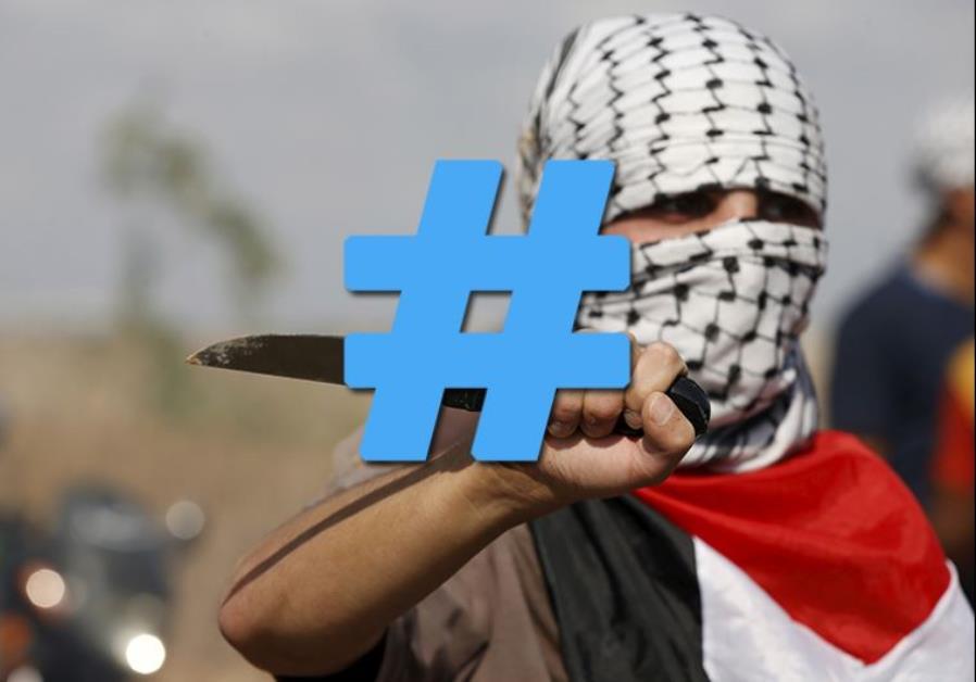 Intifada hashtag