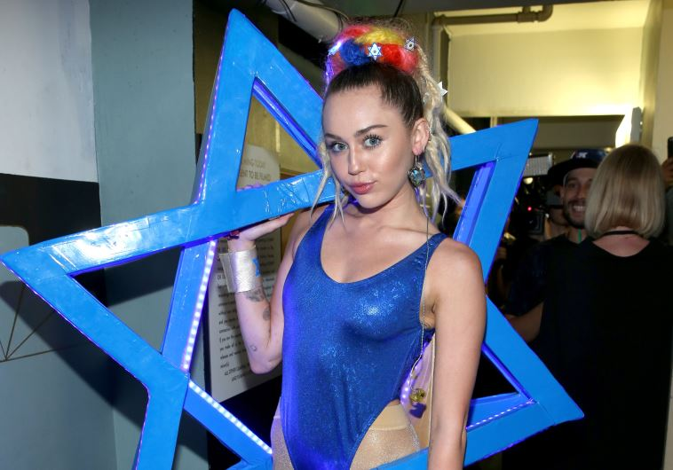 Miley Cyrus Israel