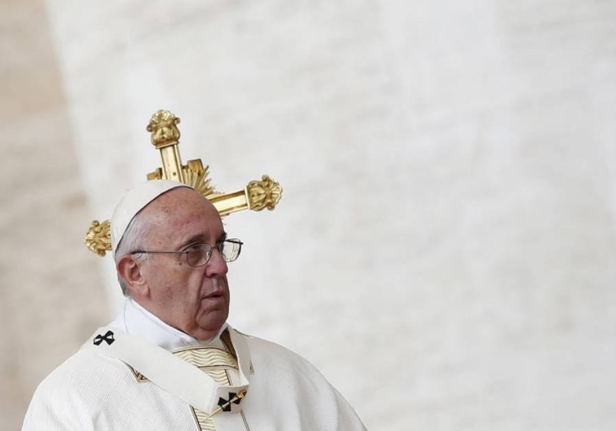 Pope Francis Israel