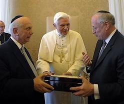 Pope Benedict XVI and the Jews