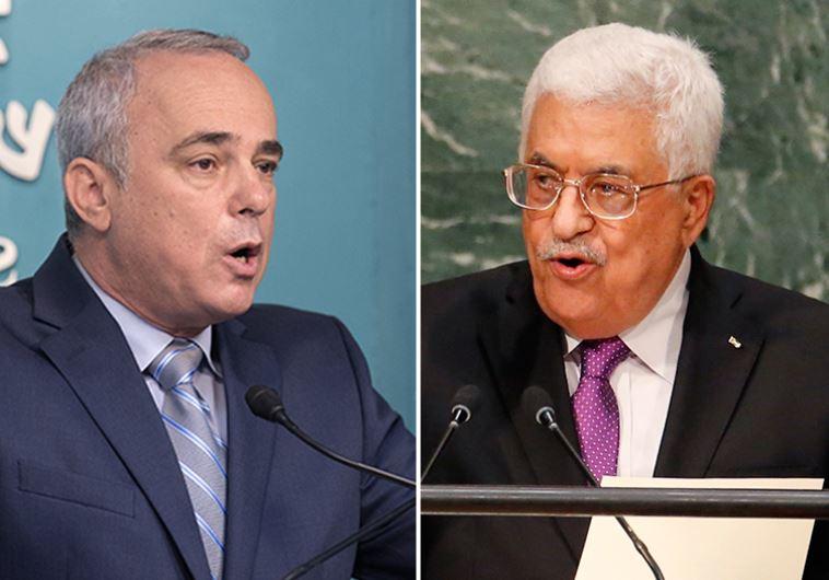 Steinitz Abu Mazen