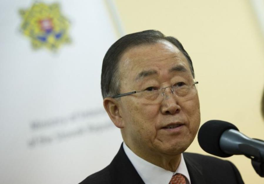 UN's Ban Ki-Moon accuses Israel of 'breeding' Palestinian ...