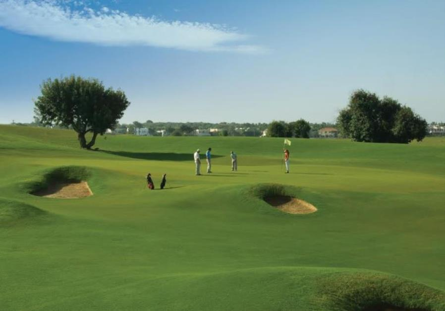ceasaria golf