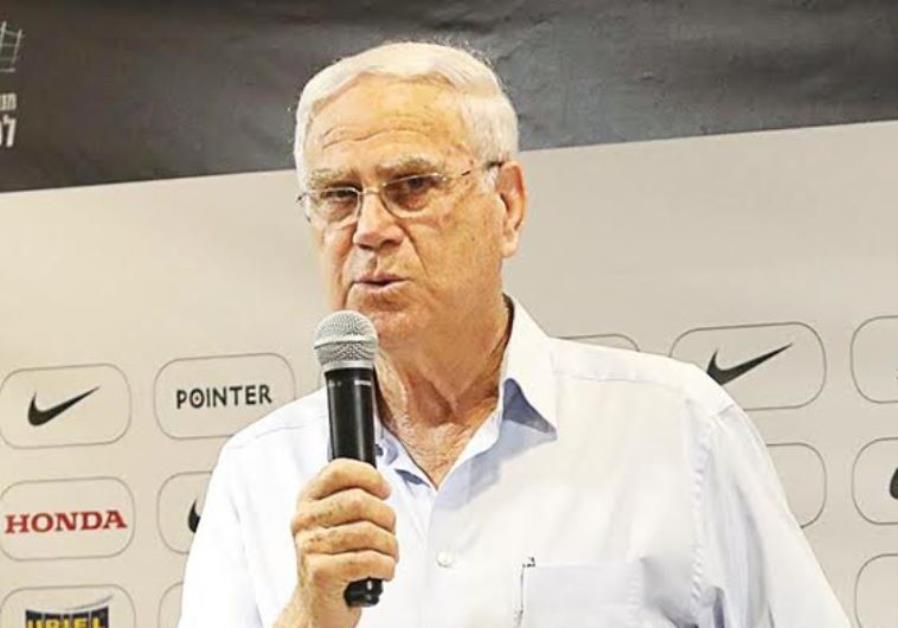Maccabi Haifa owner Jacob Shachar