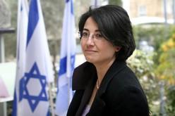 zuabi haneen israel flag