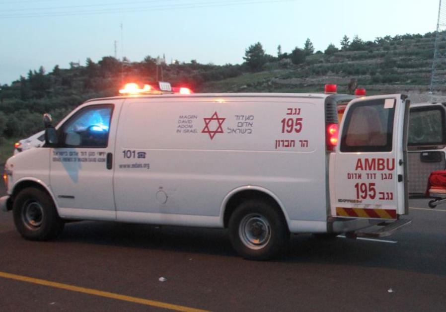 Ambulance Israel