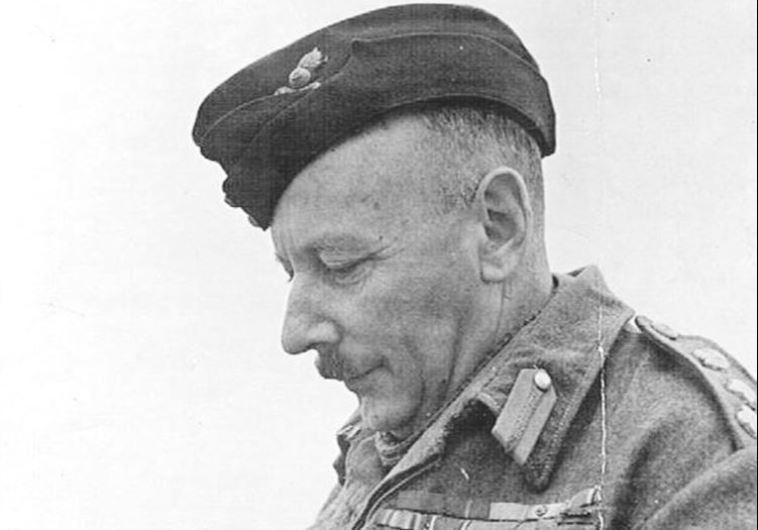 Brigadier Frederick Hermann Kisch, the highest ranking Jew in the British army during World War II