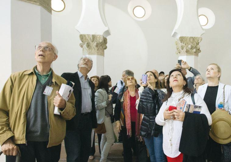 Spain synagogue