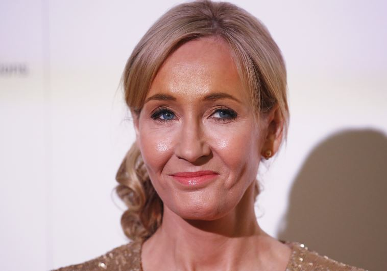 Author J.K. Rowling in London November 9, 2013