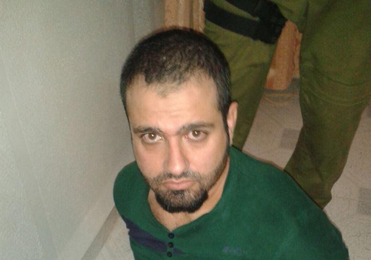 Hamas fugitive arrested by Shin Bet