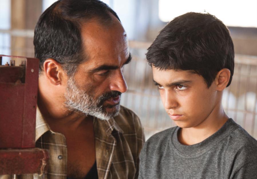 Navid Negahban abu nazir