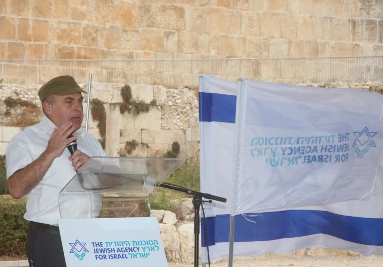 Natan Sharansky, Jewish Agency