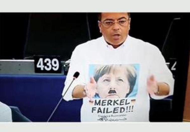 Gianluca Buonanno Merkel