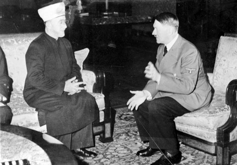 Entrevue entre Hitler et le Grand mufti en 1941
